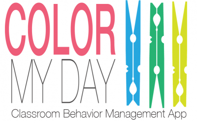 Once Just a Poster, Now it's an App! Color My Day Makes Behavioral Management a Warm Spring Breeze